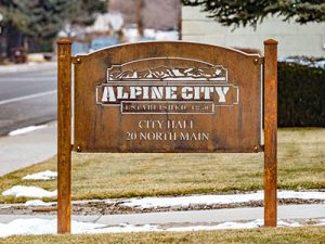 Attractive City Signage