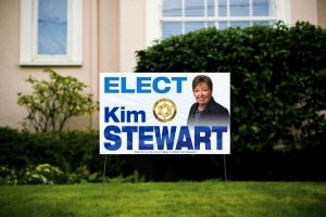 Large Format Yard Signs
